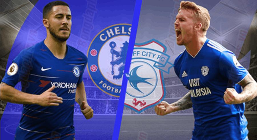 Soi kèo Chelsea vs Cardiff city ngay 15-9-2018