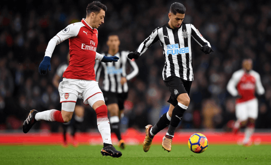 Soi kèo Newcastle vs Arsenal ngay 15-9-2018